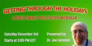 Getting through the Holidays, with Dr. Joe Gerstein